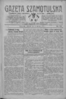 Gazeta Szamotulska: niezależne pismo narodowe, społeczne i polityczne 1929.01.03 R.8 Nr2