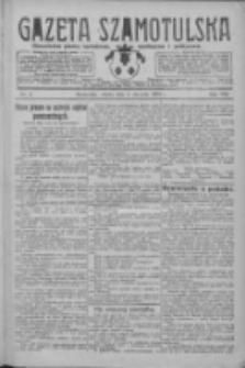 Gazeta Szamotulska: niezależne pismo narodowe, społeczne i polityczne 1929.01.05 R.8 Nr3