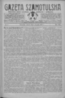Gazeta Szamotulska: niezależne pismo narodowe, społeczne i polityczne 1929.01.08 R.8 Nr4