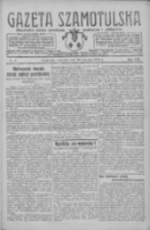 Gazeta Szamotulska: niezależne pismo narodowe, społeczne i polityczne 1929.01.10 R.8 Nr5