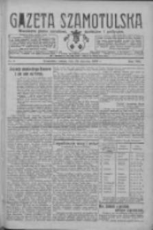 Gazeta Szamotulska: niezależne pismo narodowe, społeczne i polityczne 1929.01.19 R.8 Nr9