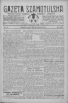 Gazeta Szamotulska: niezależne pismo narodowe, społeczne i polityczne 1929.01.29 R.8 Nr13