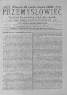 Przemysłowiec. 1905.10.21 R.2 nr56