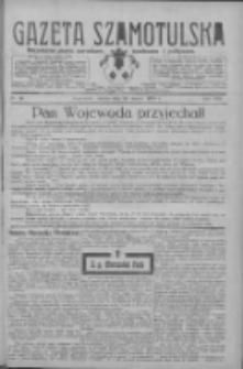 Gazeta Szamotulska: niezależne pismo narodowe, społeczne i polityczne 1929.03.23 R.8 Nr36