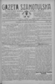 Gazeta Szamotulska: niezależne pismo narodowe, społeczne i polityczne 1929.03.26 R.8 Nr37