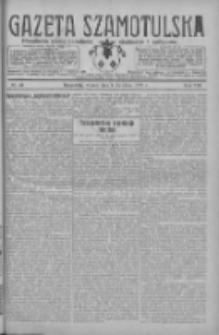 Gazeta Szamotulska: niezależne pismo narodowe, społeczne i polityczne 1929.04.09 R.8 Nr42