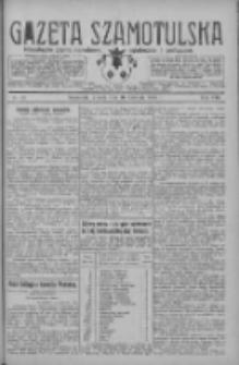 Gazeta Szamotulska: niezależne pismo narodowe, społeczne i polityczne 1929.04.30 R.8 Nr51