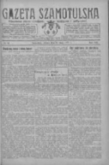 Gazeta Szamotulska: niezależne pismo narodowe, społeczne i polityczne 1929.05.28 R.8 Nr61