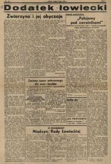 Dodatek Łowiecki; 1935; nr 179; s. -- [Czas]