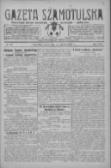 Gazeta Szamotulska: niezależne pismo narodowe, społeczne i polityczne 1929.06.15 R.8 Nr69