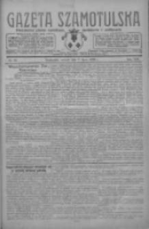 Gazeta Szamotulska: niezależne pismo narodowe, społeczne i polityczne 1929.07.02 R.8 Nr76