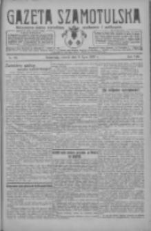 Gazeta Szamotulska: niezależne pismo narodowe, społeczne i polityczne 1929.07.09 R.8 Nr79
