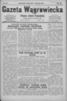 Gazeta Wągrowiecka: pismo ziemi pałuckiej 1932.06.01 R.12 Nr123