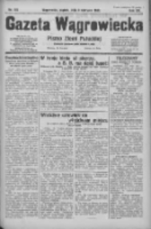 Gazeta Wągrowiecka: pismo ziemi pałuckiej 1932.06.03 R.12 Nr125