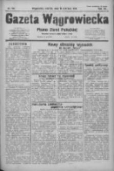 Gazeta Wągrowiecka: pismo ziemi pałuckiej 1932.06.14 R.12 Nr134