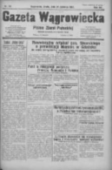 Gazeta Wągrowiecka: pismo ziemi pałuckiej 1932.06.29 R.12 Nr147