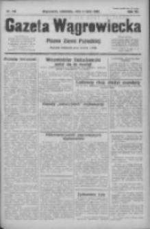 Gazeta Wągrowiecka: pismo ziemi pałuckiej 1932.07.03 R.12 Nr150