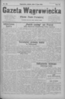 Gazeta Wągrowiecka: pismo ziemi pałuckiej 1932.07.08 R.12 Nr154