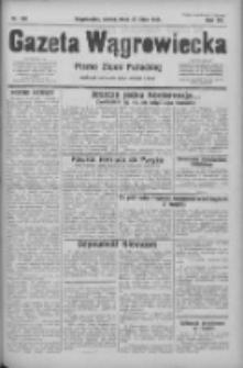 Gazeta Wągrowiecka: pismo ziemi pałuckiej 1932.07.13 R.12 Nr158