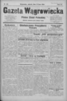 Gazeta Wągrowiecka: pismo ziemi pałuckiej 1932.07.19 R.12 Nr163