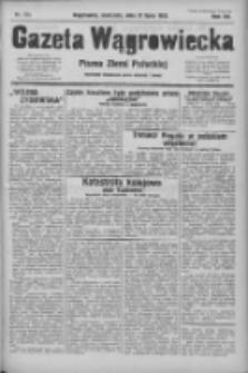 Gazeta Wągrowiecka: pismo ziemi pałuckiej 1932.07.31 R.12 Nr174