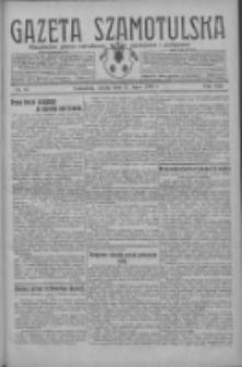 Gazeta Szamotulska: niezależne pismo narodowe, społeczne i polityczne 1929.07.27 R.8 Nr87