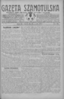 Gazeta Szamotulska: niezależne pismo narodowe, społeczne i polityczne 1929.08.22 R.8 Nr98