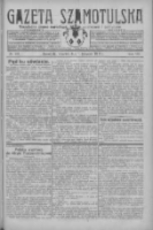 Gazeta Szamotulska: niezależne pismo narodowe, społeczne i polityczne 1929.11.07 R.8 Nr131