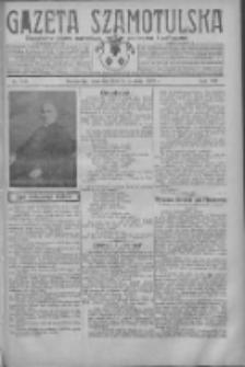 Gazeta Szamotulska: niezależne pismo narodowe, społeczne i polityczne 1929.12.05 R.8 Nr143