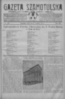 Gazeta Szamotulska: niezależne pismo narodowe, społeczne i polityczne 1929.12.07 R.8 Nr144