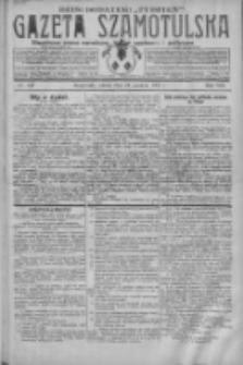 Gazeta Szamotulska: niezależne pismo narodowe, społeczne i polityczne 1929.12.14 R.8 Nr147