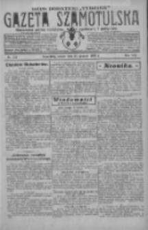 Gazeta Szamotulska: niezależne pismo narodowe, społeczne i polityczne 1929.12.28 R.8 Nr152
