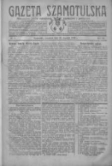 Gazeta Szamotulska: niezależne pismo narodowe, społeczne i polityczne 1930.01.16 R.9 Nr5