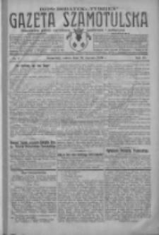 Gazeta Szamotulska: niezależne pismo narodowe, społeczne i polityczne 1930.01.18 R.9 Nr6