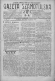 Gazeta Szamotulska: niezależne pismo narodowe, społeczne i polityczne 1930.01.25 R.9 Nr9