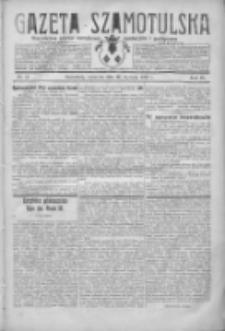 Gazeta Szamotulska: niezależne pismo narodowe, społeczne i polityczne 1930.01.30 R.9 Nr11
