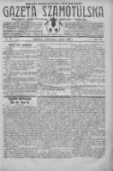 Gazeta Szamotulska: niezależne pismo narodowe, społeczne i polityczne 1930.02.01 R.9 Nr12