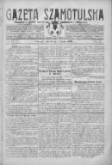 Gazeta Szamotulska: niezależne pismo narodowe, społeczne i polityczne 1930.02.04 R.9 Nr13