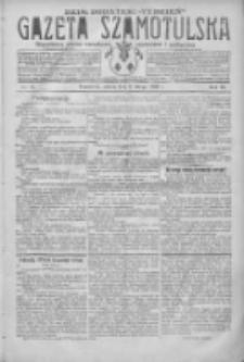 Gazeta Szamotulska: niezależne pismo narodowe, społeczne i polityczne 1930.02.08 R.9 Nr15