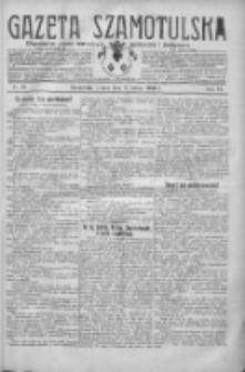 Gazeta Szamotulska: niezależne pismo narodowe, społeczne i polityczne 1930.02.18 R.9 Nr19