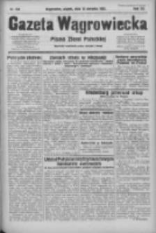 Gazeta Wągrowiecka: pismo ziemi pałuckiej 1932.08.12 R.12 Nr184