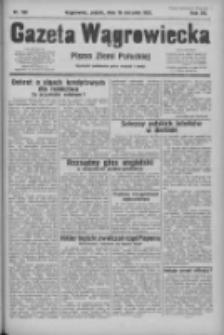 Gazeta Wągrowiecka: pismo ziemi pałuckiej 1932.08.19 R.12 Nr189