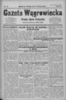 Gazeta Wągrowiecka: pismo ziemi pałuckiej 1932.08.21 R.12 Nr191