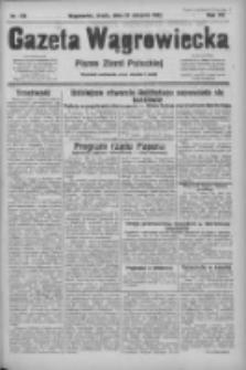 Gazeta Wągrowiecka: pismo ziemi pałuckiej 1932.08.31 R.12 Nr199