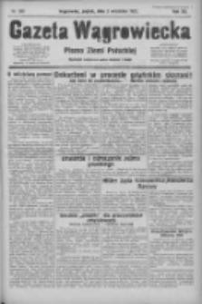 Gazeta Wągrowiecka: pismo ziemi pałuckiej 1932.09.02 R.12 Nr201
