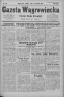 Gazeta Wągrowiecka: pismo ziemi pałuckiej 1932.09.16 R.12 Nr213