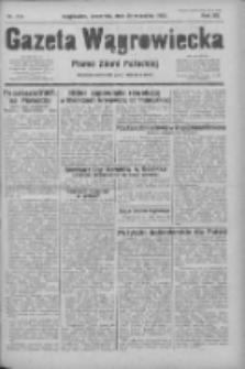 Gazeta Wągrowiecka: pismo ziemi pałuckiej 1932.09.28 R.12 Nr223