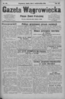 Gazeta Wągrowiecka: pismo ziemi pałuckiej 1932.10.05 R.12 Nr229