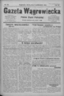 Gazeta Wągrowiecka: pismo ziemi pałuckiej 1932.10.08 R.12 Nr232
