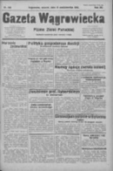Gazeta Wągrowiecka: pismo ziemi pałuckiej 1932.10.18 R.12 Nr240